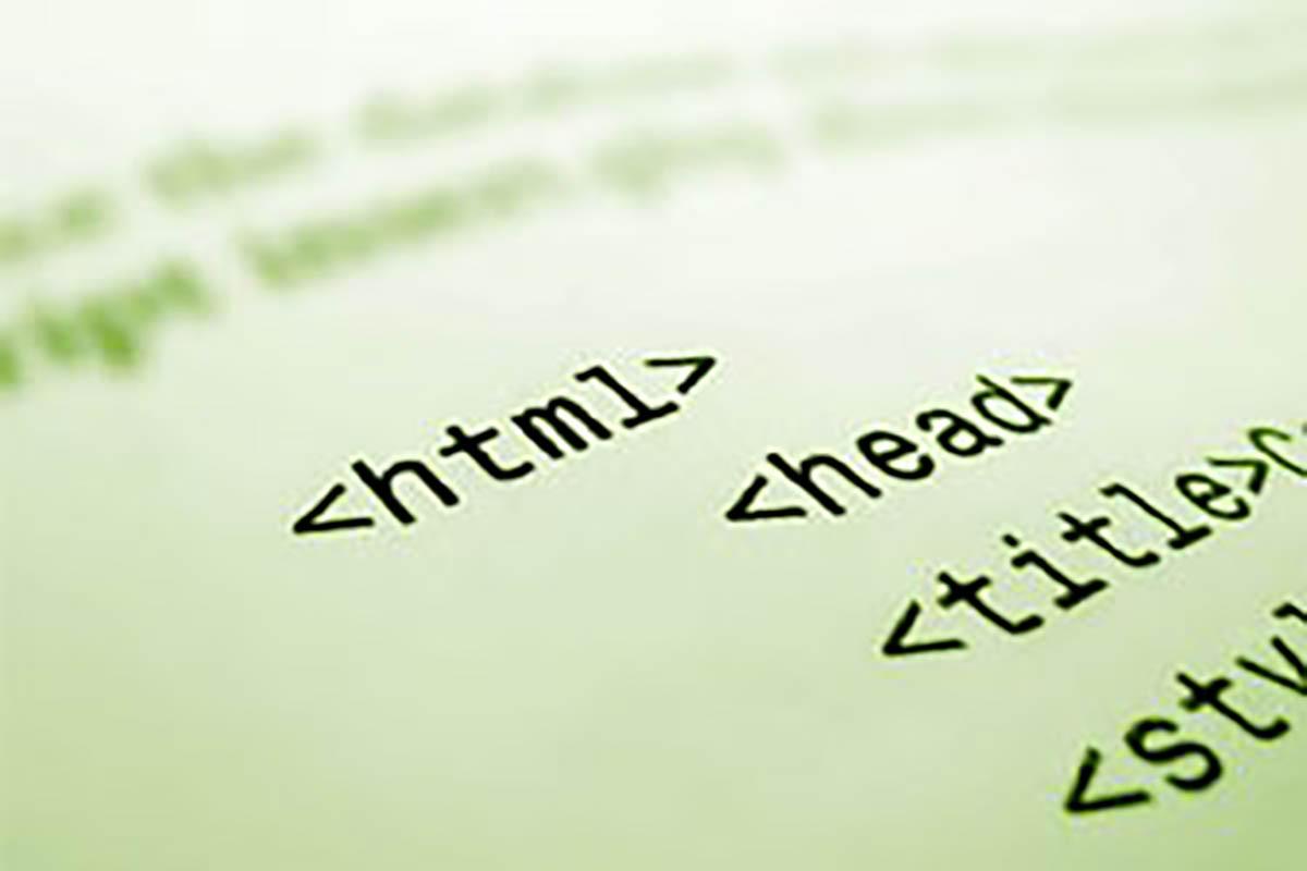Foto HTML ottimo sito web