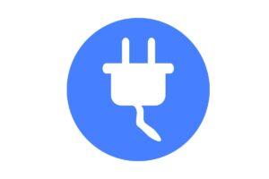 Foto Simbolo di Plug IN
