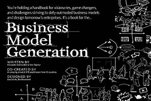Foto di Business Model Generation, Osterwalder