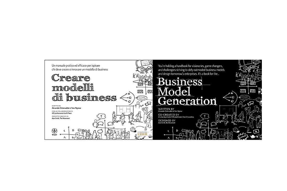 Foto dei libri Crezione Modelli di business, Business model generation. Ottimo
