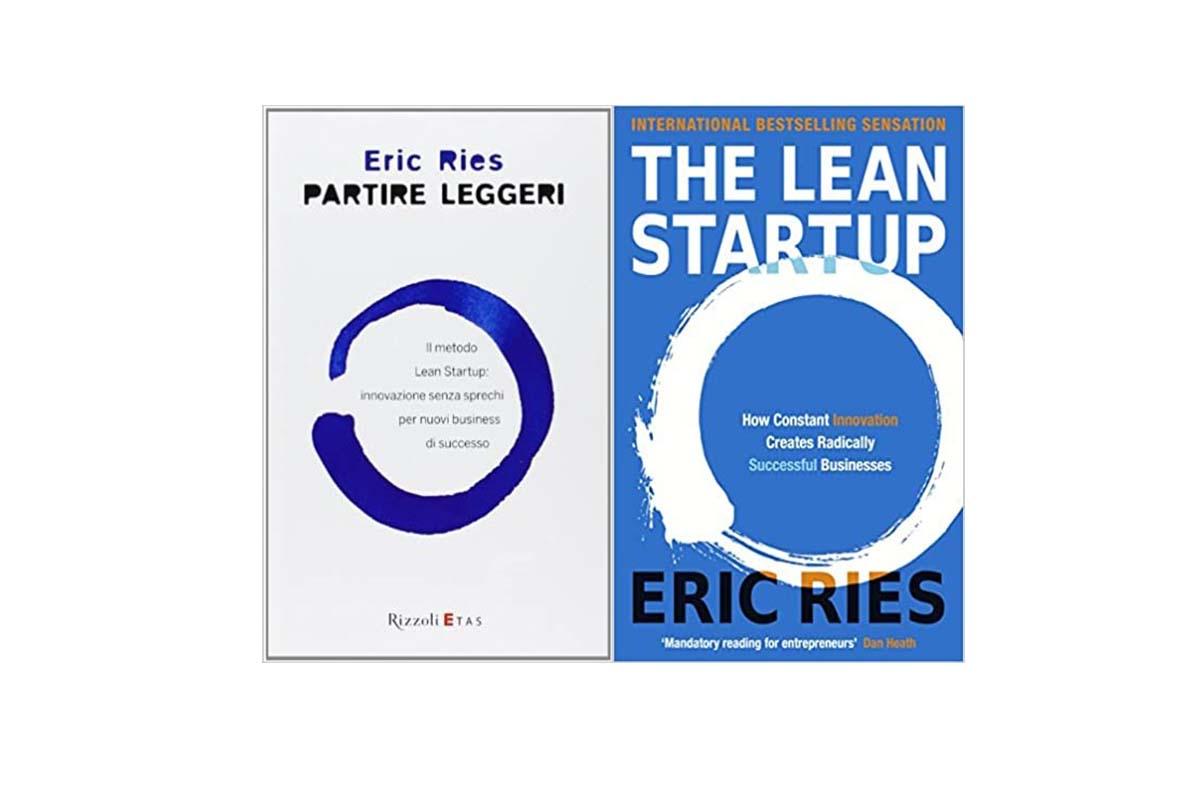 Foto Partire Lggeri, The Lean Startup Eric Ries