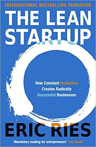Foto del libro The Lean Startup, Eric Ries