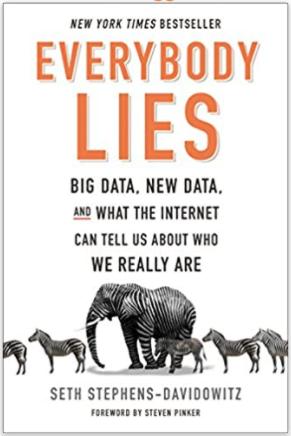 Foto del libro Everybody lies