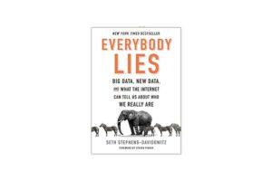 Foto del libro Tutti mentono, Everybody lies