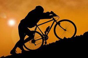 Foto cilclista- Creare valore e conoscere motivazione umana
