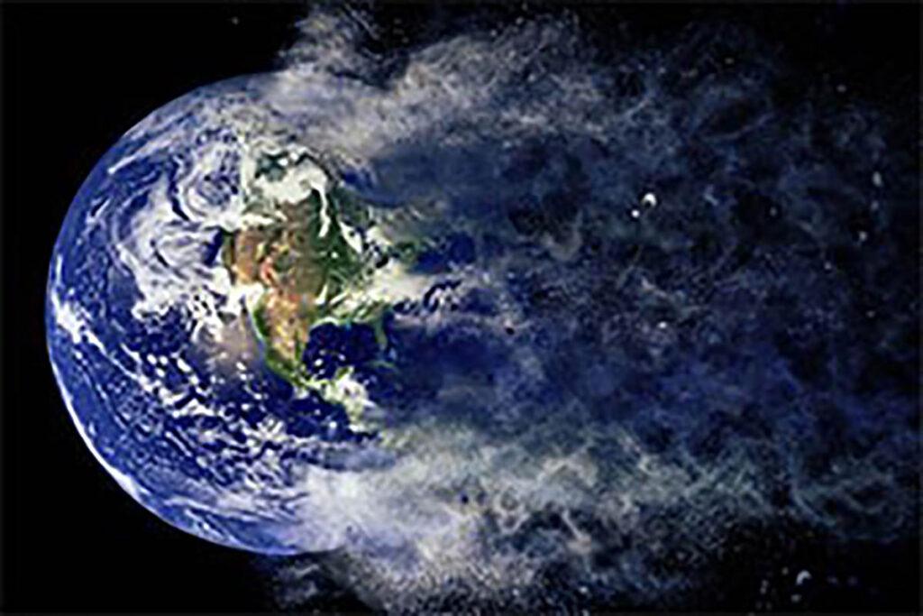 Foto della terra